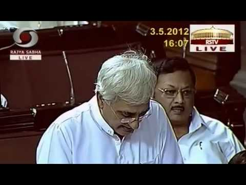 salman khurshid speaking on reservation for SCs, STs in promotion during service : May 3, 2012