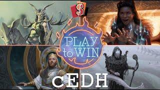 PLAY TO WIN vs SPLIT SECOND - Nath-Birgi-Orvar-Kenrith - cEDH Gameplay