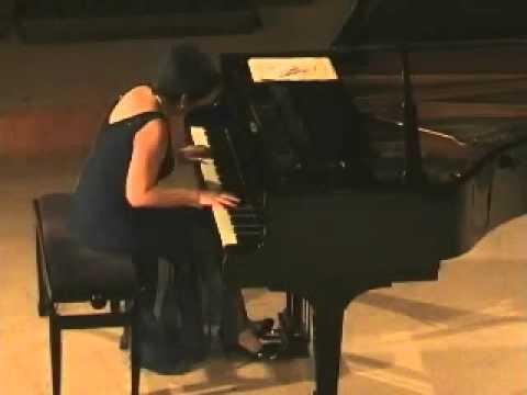 """The Merzhanov School """"ANAHIT NERSESYAN"""" - Babadzhanyan: Elegy (Live)"""
