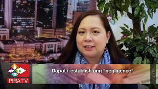 PIRA TV Episode 6: Usapang Casualty Insurance
