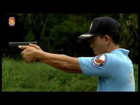 Philippine National Police Fundamentals of Pistol Marksmanship