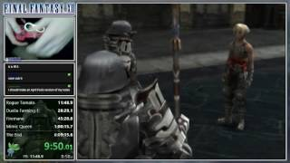 Final Fantasy XII Any% Speedrun (PS2/JP)