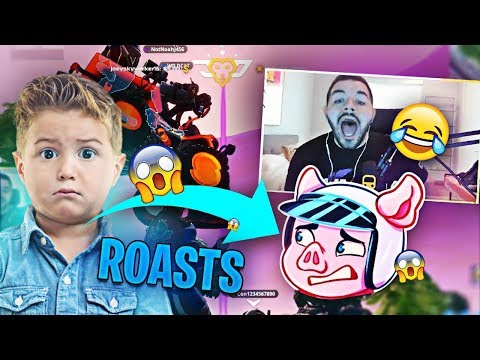 CONNOR ROASTS WILDCAT?! HE'S SASSY AGAIN! (Fortnite: Battle Royale)