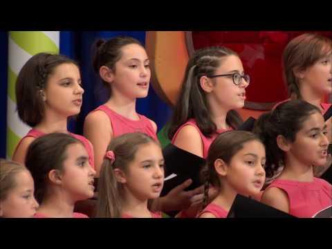 Güldüy Güldüy Show Çocuk 13. Bölüm, Beşiktaş Çocuk Korosu - Mavi Gezegen