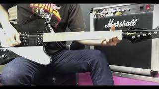 Epiphone Slash Firebird + Marshall Silver Jubilee Combo(Reissue)
