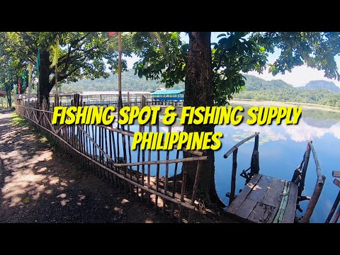 BEST FISHING SUPPLY & SECRET FISHING SPOT IN THE PHILIPPINES !!