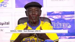 Sam Timbe joins URA ahead of CAF confederation clash