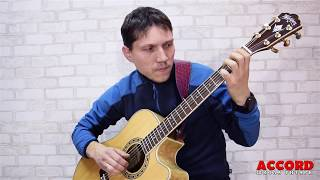 Константин (2й курс) -  Wind of Change (Scorpions), fingerstyle guitar