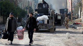 Mossul: IS-Scharfschützen zielen auf Zivilisten