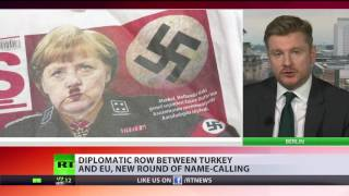 Erdogan: EU would revive gas chambers & concentration camps, if not ashamed