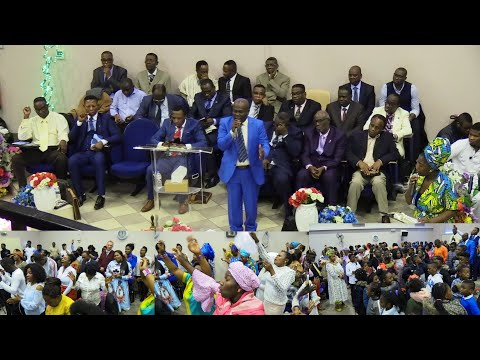31ST NIGHT 2018 AT PENTECOST CHURCH IN FRANCE