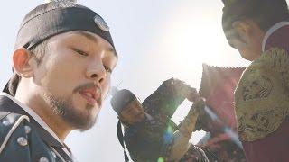 유아인, 단호한 칼날|《Six Flying Dragons》 육룡이 나르샤 EP48