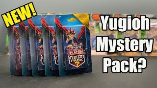 Yugioh Mystery Pack - New Repackaged Product! - OLD SCHOOL PACKS???
