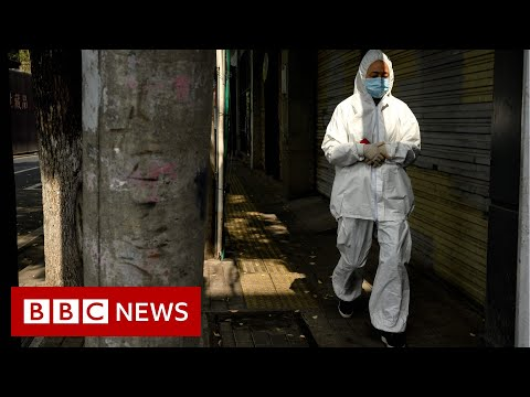 Coronavirus: China lockdown may have blocked 700,000 virus cases - BBC News