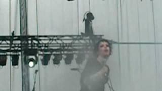 Crystal Castles @ Lollapalooza 2009: Their Crowd
