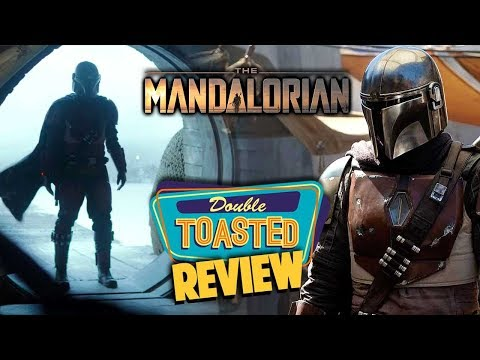 DISNEY+ - IMPRESSIONS AND MANDALORIAN REVIEW - Double Toasted