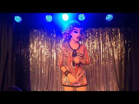 Bianca Del Rio performs at Encore, Auckland New Zealand