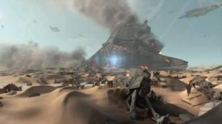 Star Wars Battlefront Ambience: Battle of Jakku//Graveyard of …