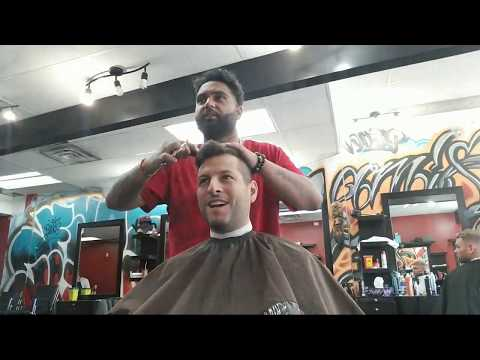 Watch me get my hair cut | Bitcoin | Travel