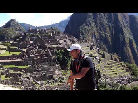 History of Machu Picchu at Machu Picchu