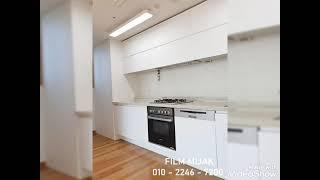 부산 금정산 쌍용예가 아파트 주방 싱크대. 냉장고장 인…