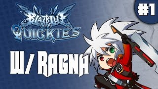 Baixar BB QUICKIES IS BACK! | Blazblue Central Fiction Quickies W/Ragna #1