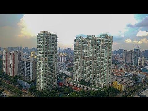 Singapore Waterside Living ~ CityLights 2 Bedder