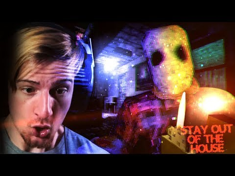 IF GRANNY HAD A SON (This is Terrifying..) || Stay Out Of The House thumbnail