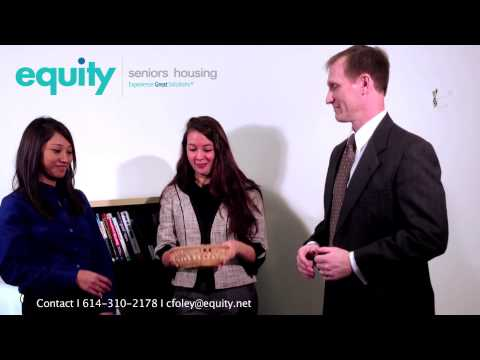 Equity Seniors Housing Charity Giveaway 2012