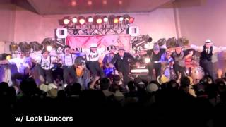 SOUL ADDICTION & Special Dancers〜仙台2012/定禅寺ジャズフェス/ダイジェスト