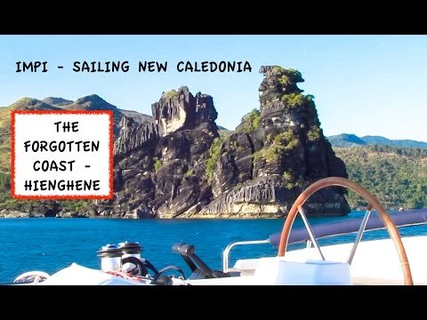SAILING THE FORGOTTEN COAST x HIENGHENE x NEW CALEDONIA