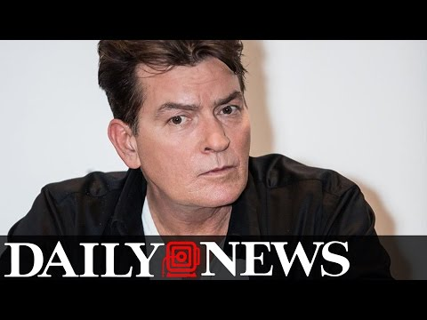 Charlie Sheen Says Other Hollywood Stars Are Living With HIV