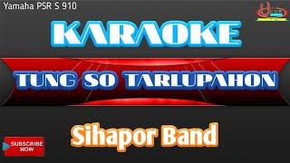 Download lagu Karaoke TUNG SO TARLUPAHON Sihapor Band MP3