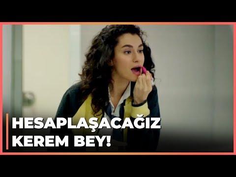 Zeynep'ten Kerem'i Kıskandırma Taktikleri - Güneşi Beklerken 36. Bölüm