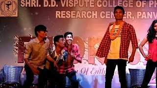 best comedy musical skit ( whole college life in one skit )