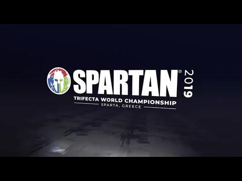 2019 Trifecta World Championship Sparta, Greece | Spartan