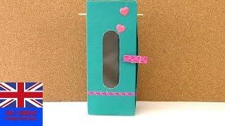 Diy Barbie Furniture - Make Your Own Barbie Doll Closet Step By Step - Tutorial