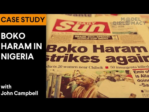Boko Haram in Nigeria: A Model Diplomacy Case Study