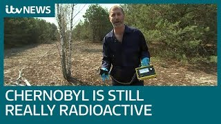Inside the radioactive Chernobyl exclusion zone in Ukraine | I…