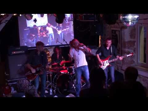 "Crimson Daze ""Rock'n'roll"" cover Led Zeppelin, Live at the Marquee Peyrignac"