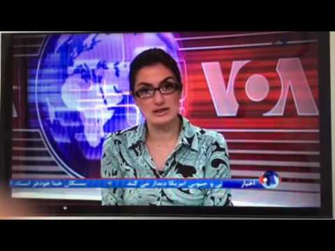 Voice of America Persian TV