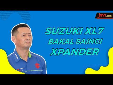 XL7 Kado Spesial 50 Tahun Suzuki Indonesia