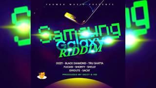 Samsung Galaxy Riddim Mix (JUNE 2017) DANCEHALL   Mix By Djeasy