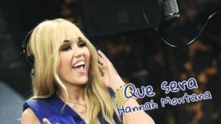 Que Sera - Hannah Montana 【HD Audio】