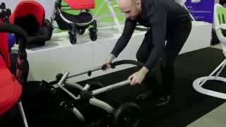 Ickle Bubba Stomp V2 All in One (Complete Set) Travel System Demonstration