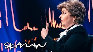Gloria Allred opens up about being raped: – It was a shock | SVT/TV 2/Skavlan