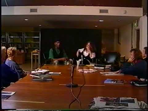 Fire in the Library: George Evans & John Otterbridge (November 16, 1995) Part 1 of 2