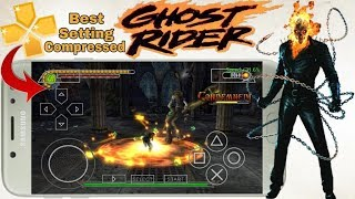 Ghost Rider Psp Game on Android Download