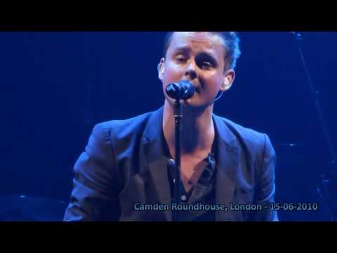 Keane Live - Try Again (HD) , Roundhouse, London - 15-06-2010