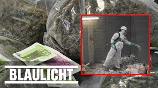 60 Kilo Koks in Flammen - Marihuana, Kokain, Heroin